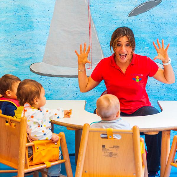 Scuola dell'Infanzia 0-6 anni bilingue Roma