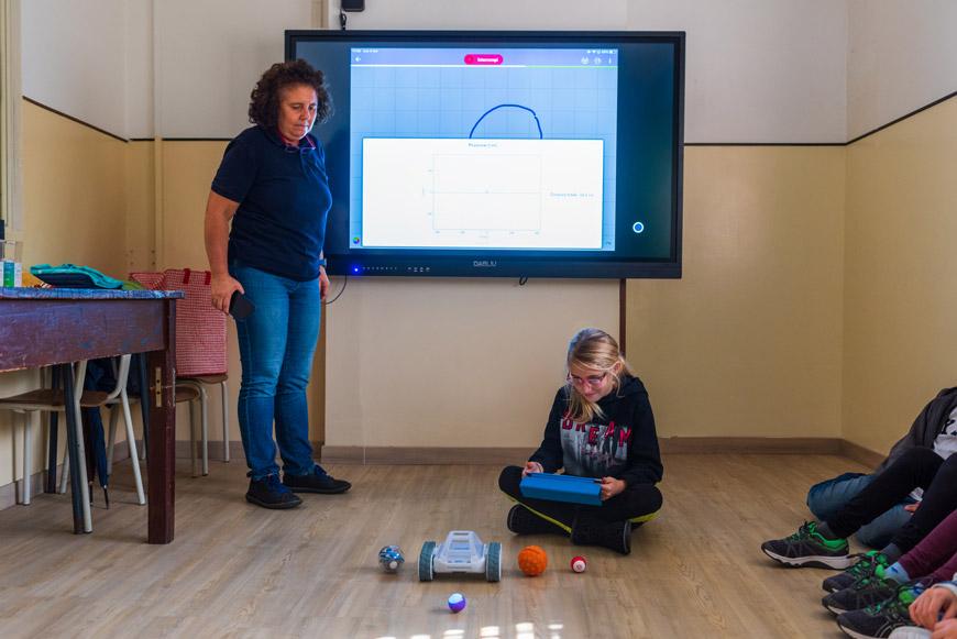 Lezioni di informatica scuola primaria Roma Sud
