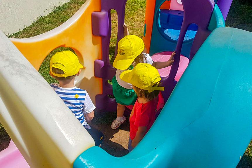 Attivita all'aperto scuola infanzia 3-6 anni seraphicum