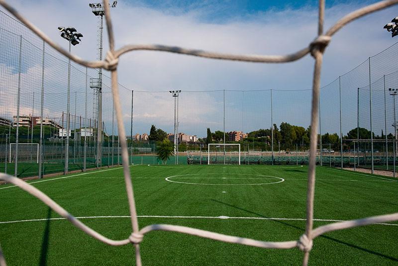 Campo da Calcio a 5 Liceo Sportivo Roma sud Eur