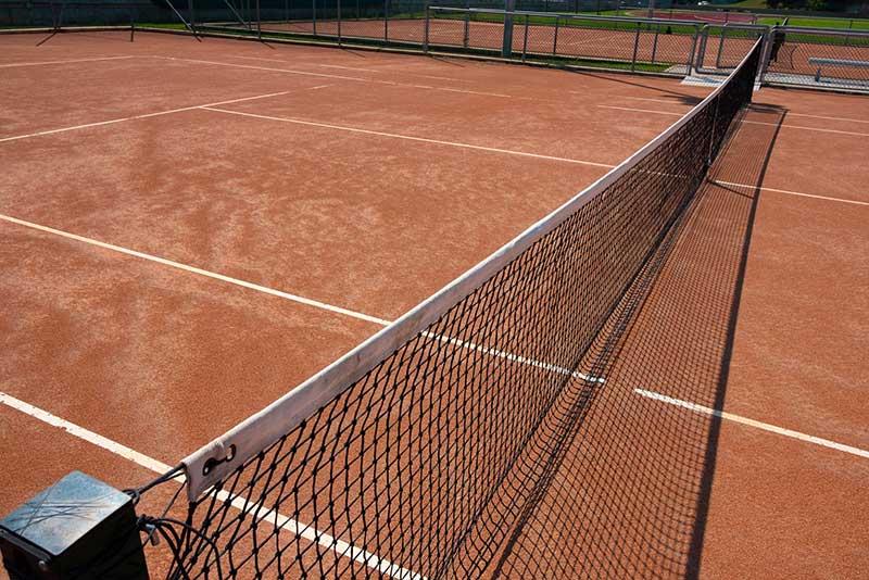 Campo tennis Liceo Sportivo Eur Roma