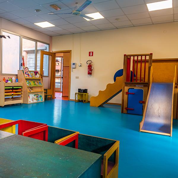 Il salone delle attivita scuola infanzia 3-6 anni roma sud eur