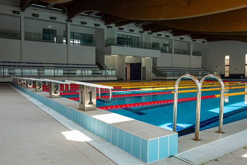 Piscina Liceo Sportivo Seraphicum