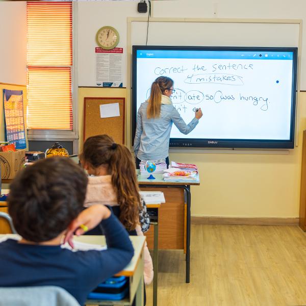 Scuola Primaria Bilingue Il Serafino