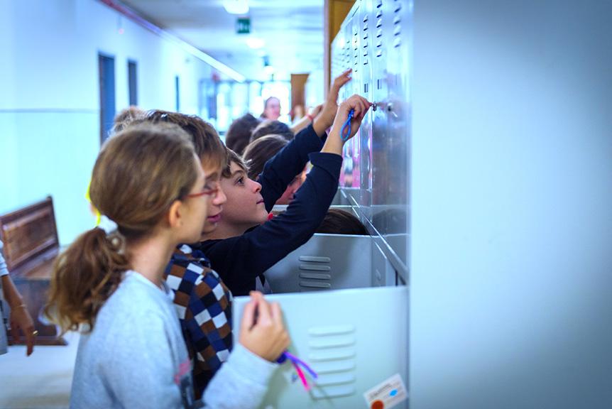 Scuola Secondaria di Primo grado Roma Eur