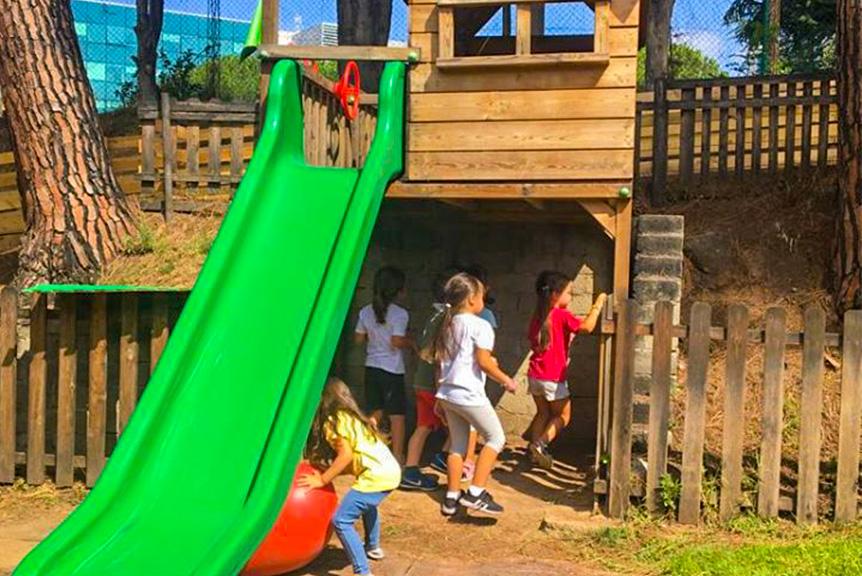 Scuola infanzia 0-6 anni giardino seraphicum